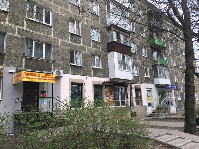 Дом Калининград, Грига улица, 2