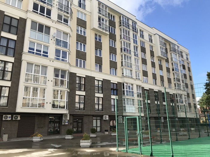Дом Калининград, Красносельская улица, 82