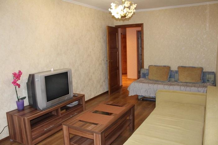Квартира Калининград, Полоцкая улица, 1