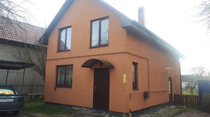 Дом Калининград, Маршала Борзова улица, 150