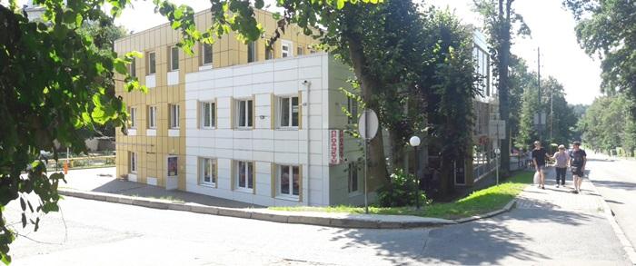 Дом Светлогорск, К. Маркса улица