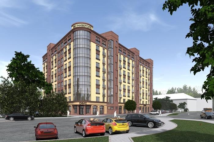 Квартира Калининград, Куйбышева улица, 2
