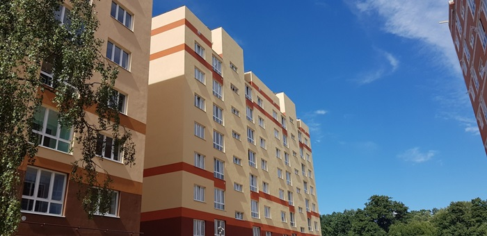 Квартира Калининград, Александра Космодемьянского микрорайон, 46д