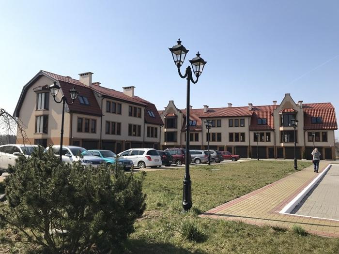 Дом Калининград, Поморская улица