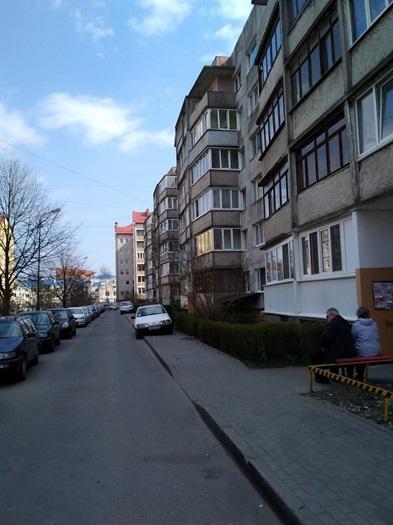 Квартира Калининград, Маршала Борзова улица, 103