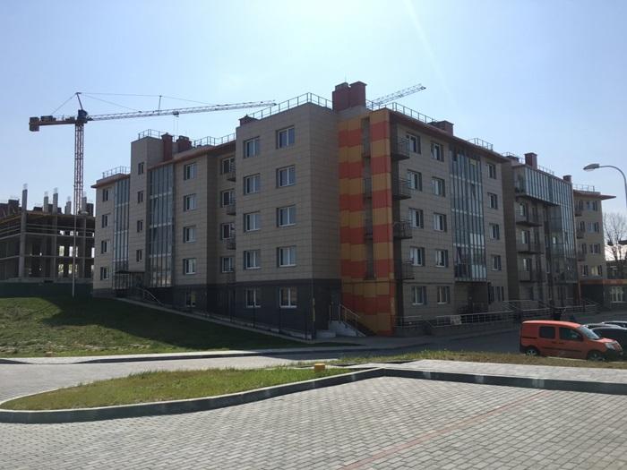 Дом Светлогорск, Дачная улица, 4