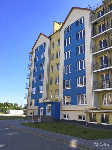 Квартира Янтарный, Советская улица, 104