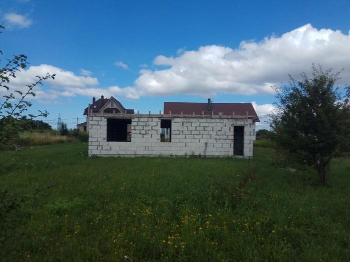 Дом Заозерье пос., Жемчужная улица