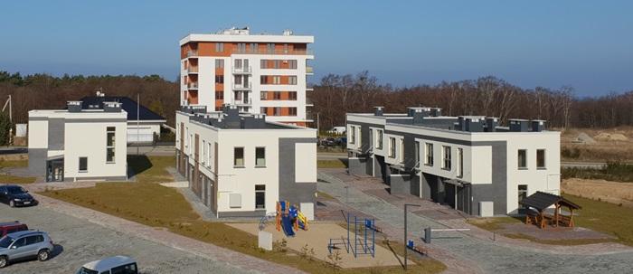 Таунхаус Светлогорск, Ольховая улица
