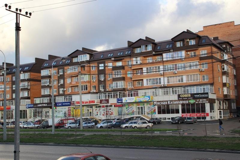 Краснодарский край, Краснодар, Московская улица, 99