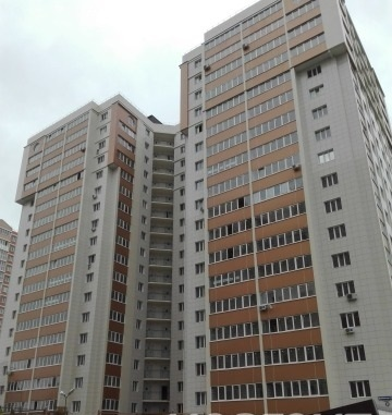Краснодарский край, Краснодар, Домбайская улица, 10