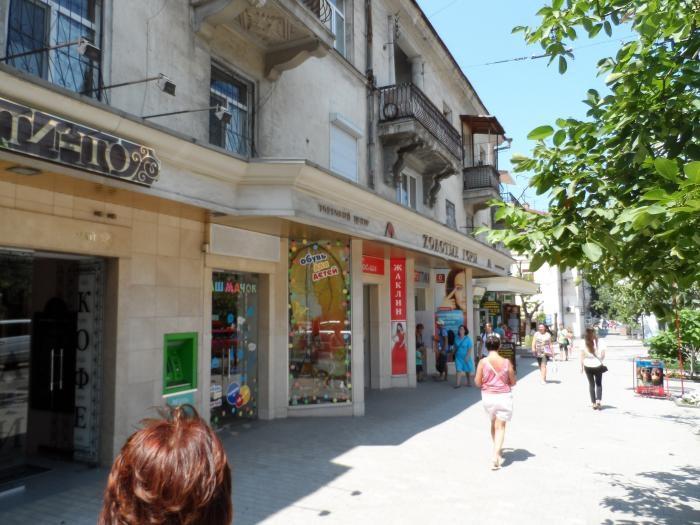 Retail в аренду по адресу Россия, Крым Респ, Севастополь, Большая Морская улица