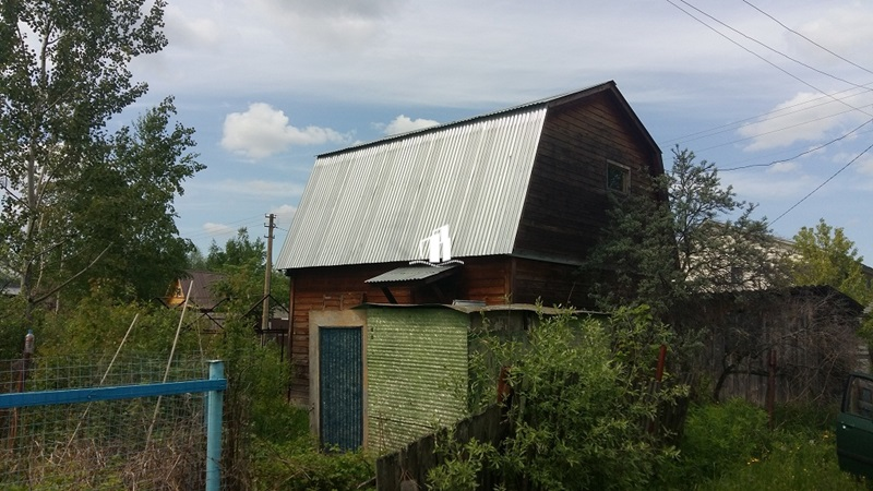 "п.Верейка, СНТ ""Взлёт-2"""