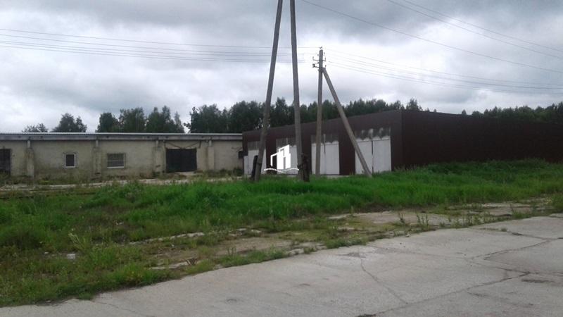 Складское помещение д.Иваново