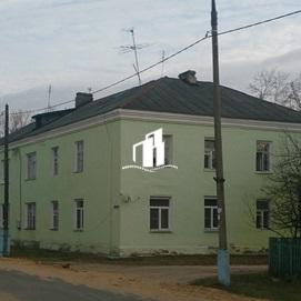пгт Рязановский, ул.Первомайская.