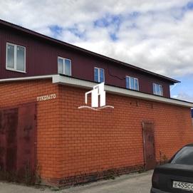 д.Ширяевская Здание производственного назначения