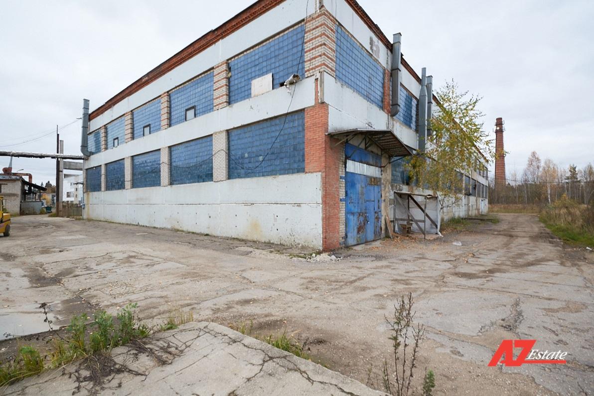 Аренда склад/производство 1980 кв.м д. Хлюпино, МО - фото 7