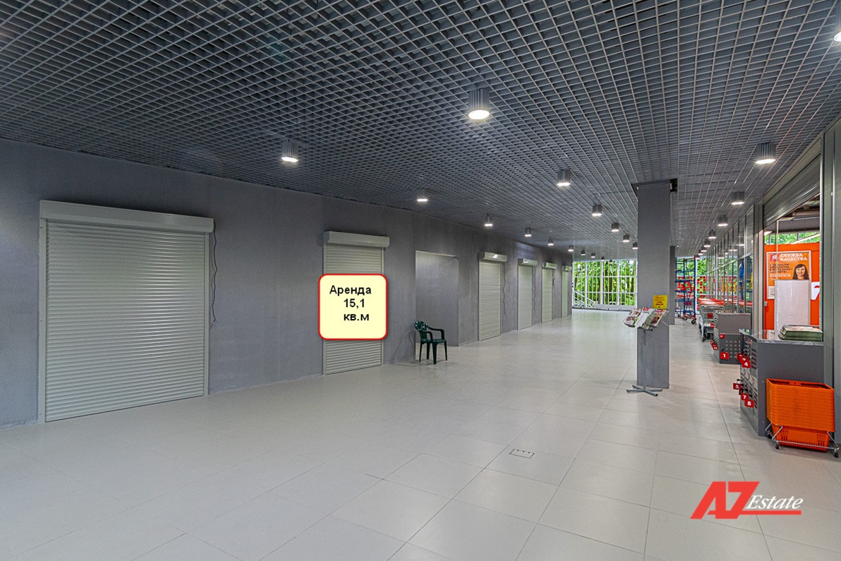 Аренда магазина 15,1 кв.м в ТЦ Расторгуево - фото 4