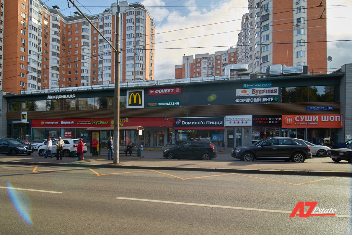 Аренда магазина 90 кв.м на Чонгарском бульваре - фото 1