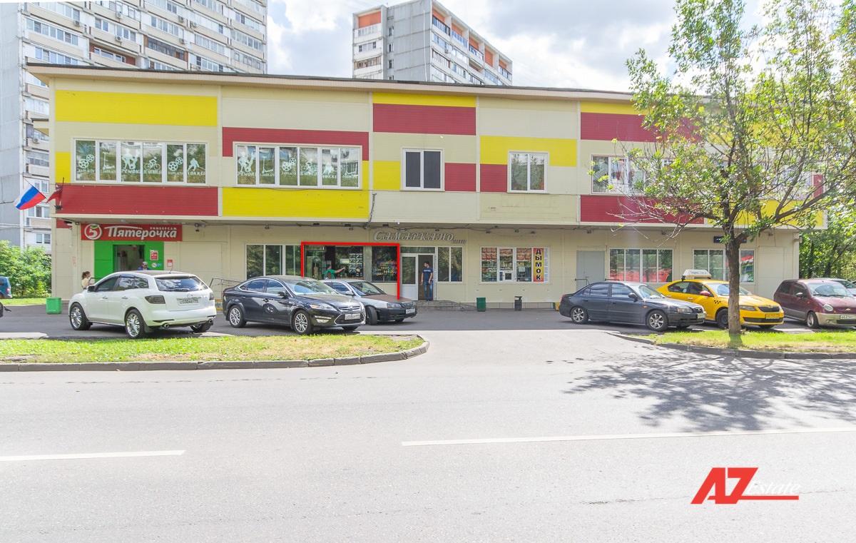 Аренда магазина 14 кв.м в Люблино - фото 1