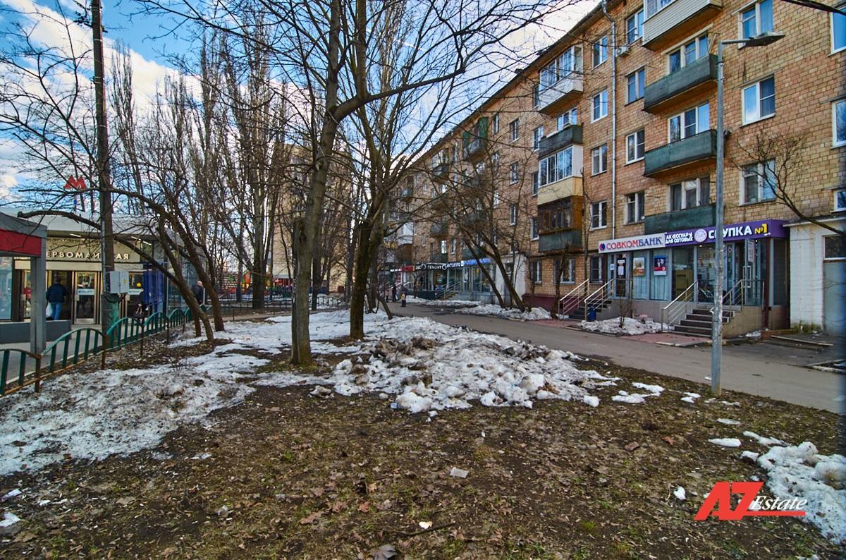 Продажа арендного бизнеса 24 кв.м, м.Первомайская - фото 1