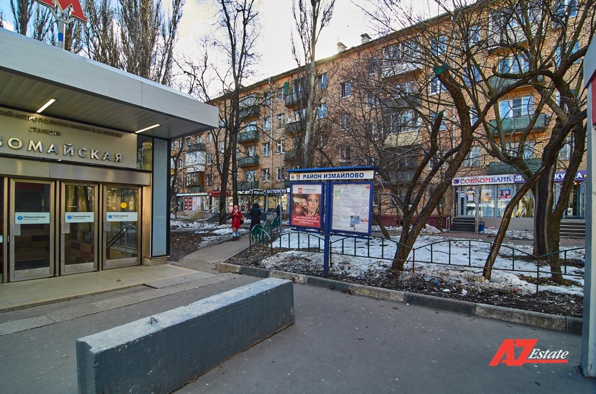 Продажа арендного бизнеса 24 кв.м, м.Первомайская - фото 5