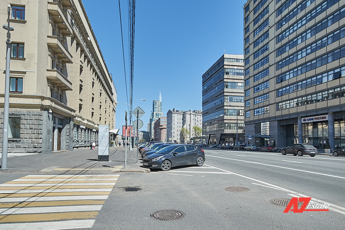 Продажа офиса 18,5 кв.м,на Уланском пер., д.22 - фото 1