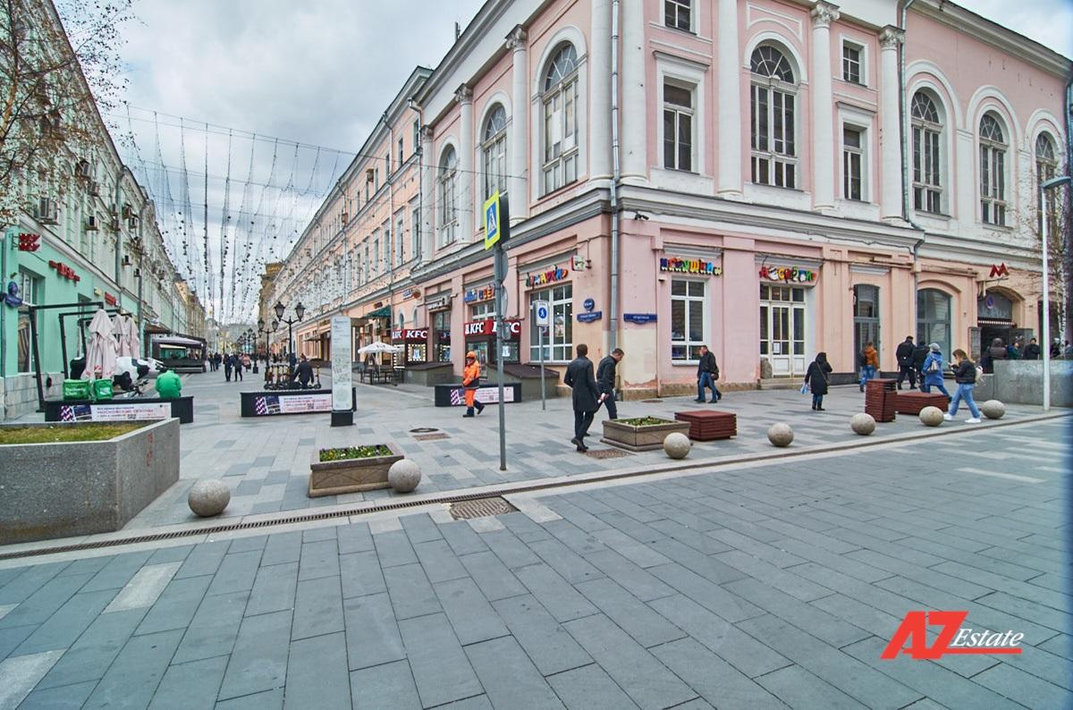Аренда ПСН 209 кв.м, м. Кузнецкий Мост - фото 1