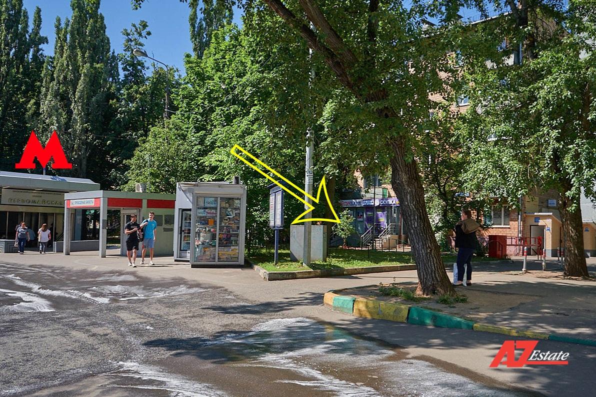 Аренда ПСН 24 кв.м, м.Первомайская - фото 1
