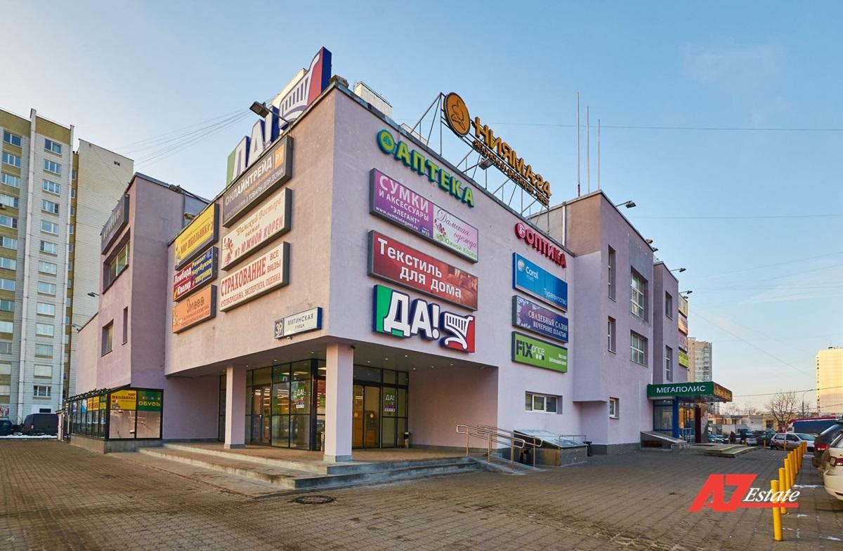 Торговое помещение 24 кв.м в ТЦ Мегаполис Митино - фото 2