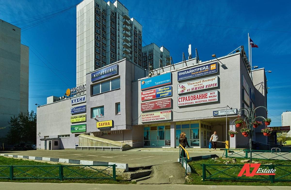 Торговое помещение 39,9 кв.м в ТЦ Мегаполис Митино - фото 2