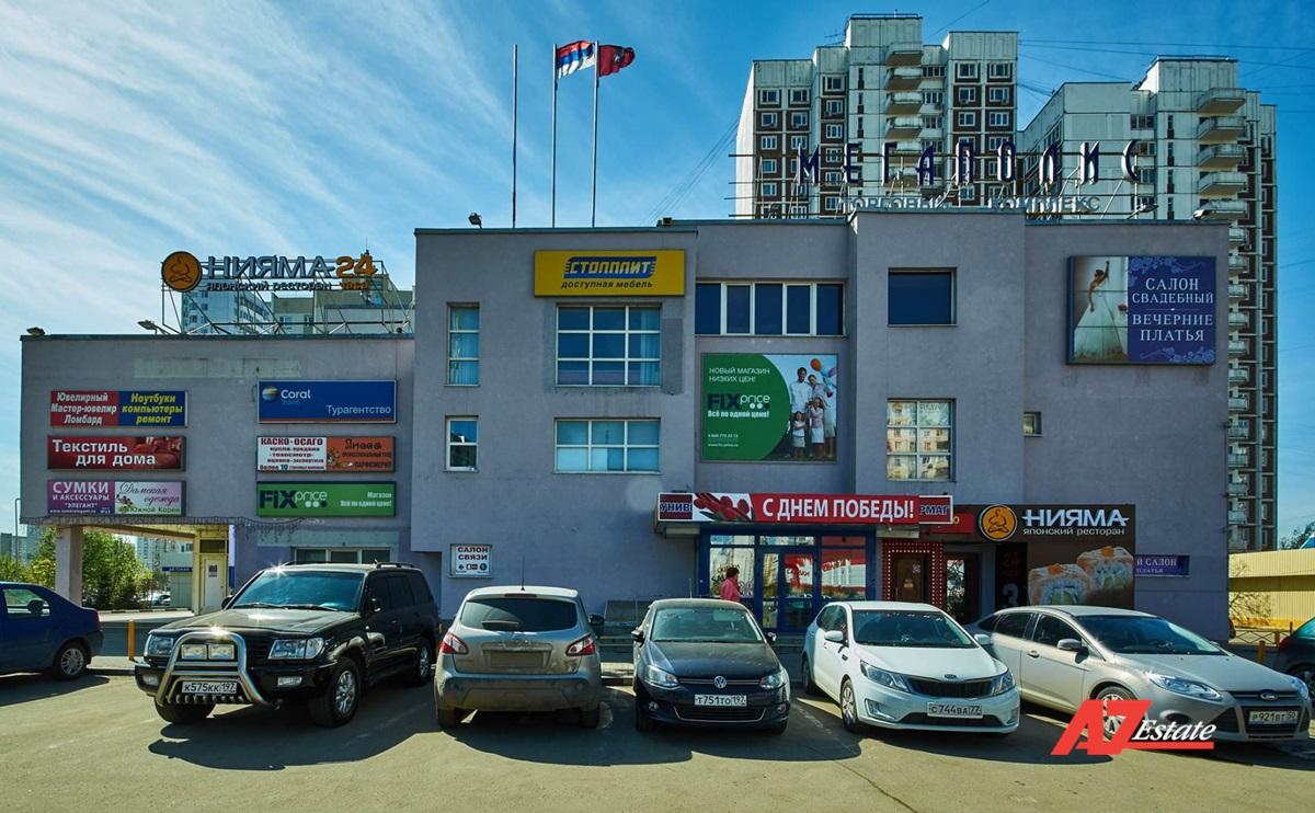 Торговое помещение 24 кв.м в ТЦ Мегаполис Митино - фото 4