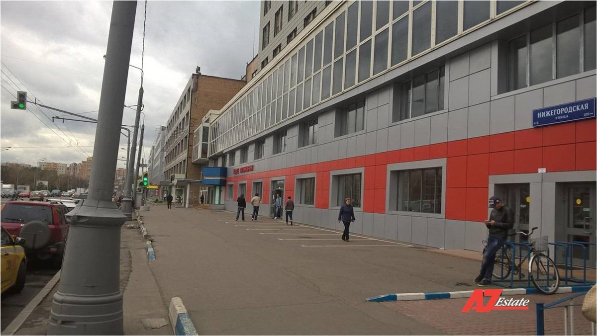 Аренда торгового помещения  в БЦ Нижегородский - фото 1