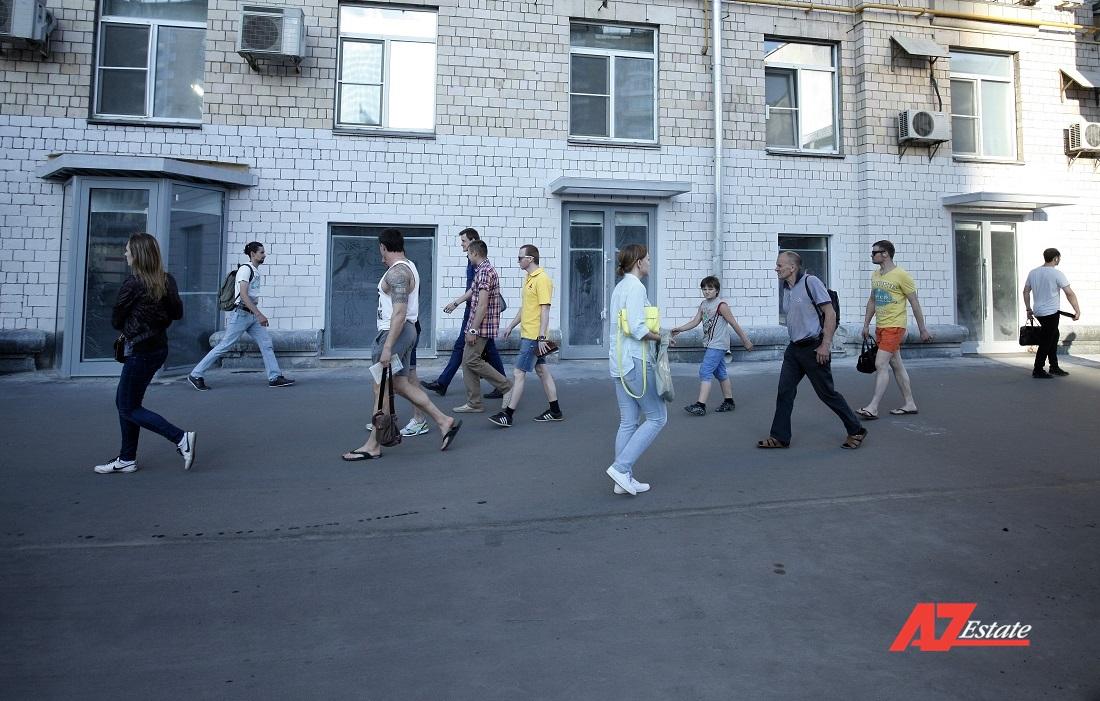 аренда торговых помещений 24,9 м2 рядом с м. Алексеевская - фото 1