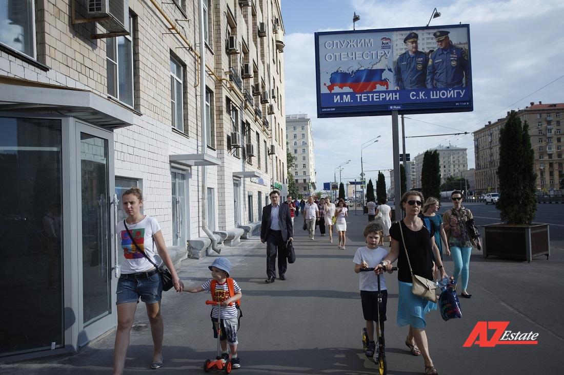 аренда торговых помещений 24,9 м2 рядом с м. Алексеевская - фото 3