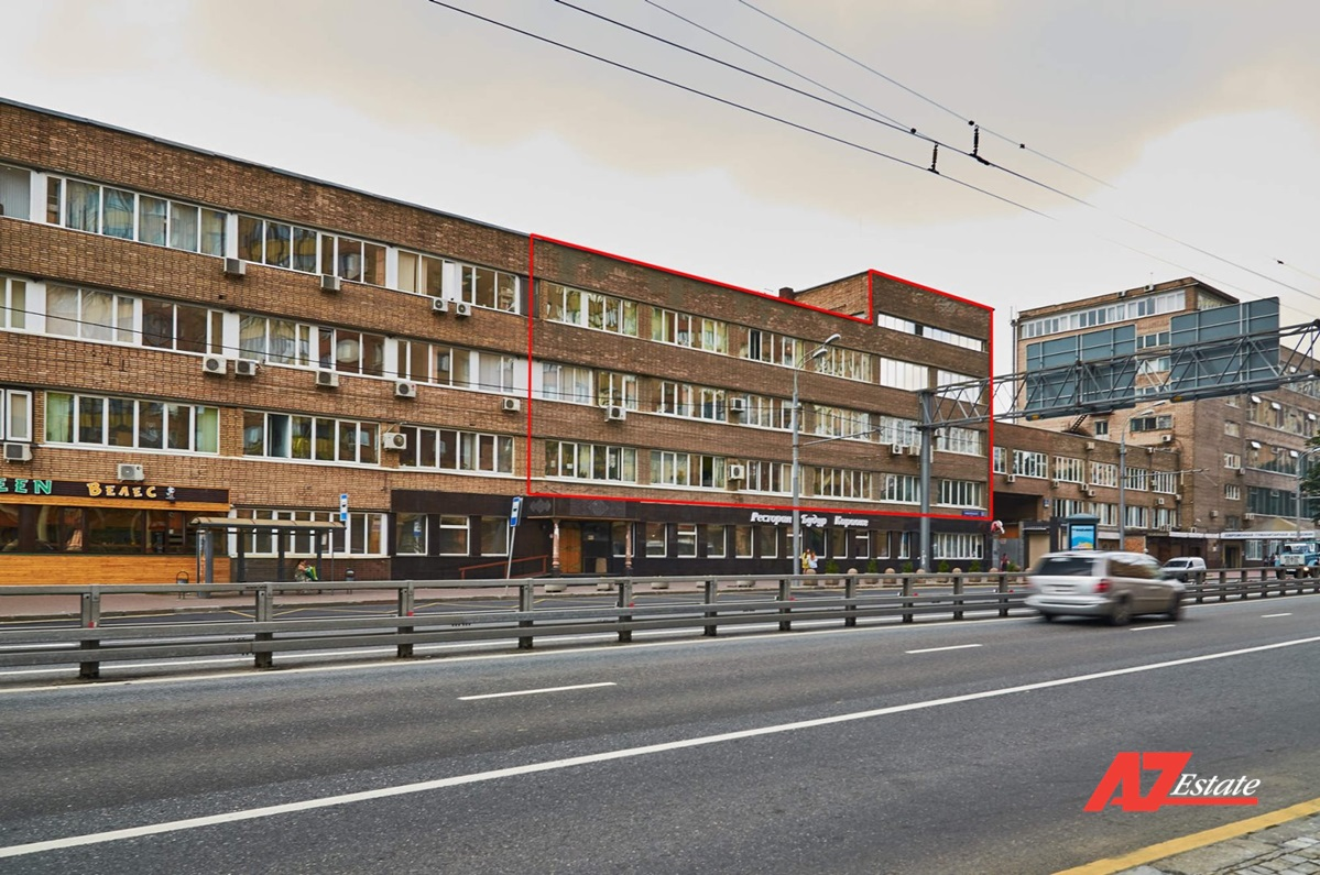 Продажа офиса 1500 кв.м, ул. Нижегородская, 32 - фото 1
