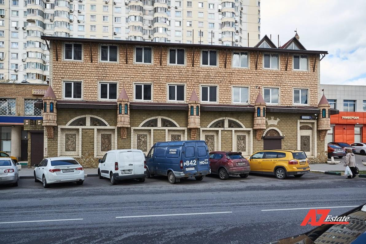 Аренда магазина на 1-м этаже в адм. здании 220 кв. м, м Чертановская  - фото 1