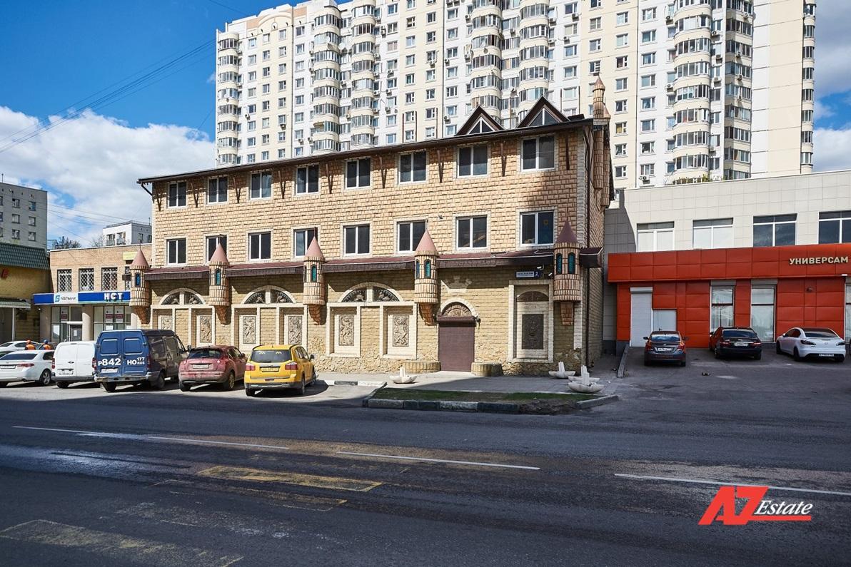 Аренда магазина на 1-м этаже в адм. здании 220 кв. м, м Чертановская  - фото 2