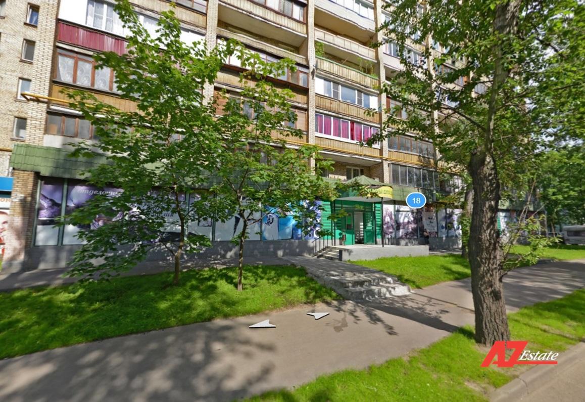 Торговое помещение по адресу Халтуринская ул., д. 18 - фото 1