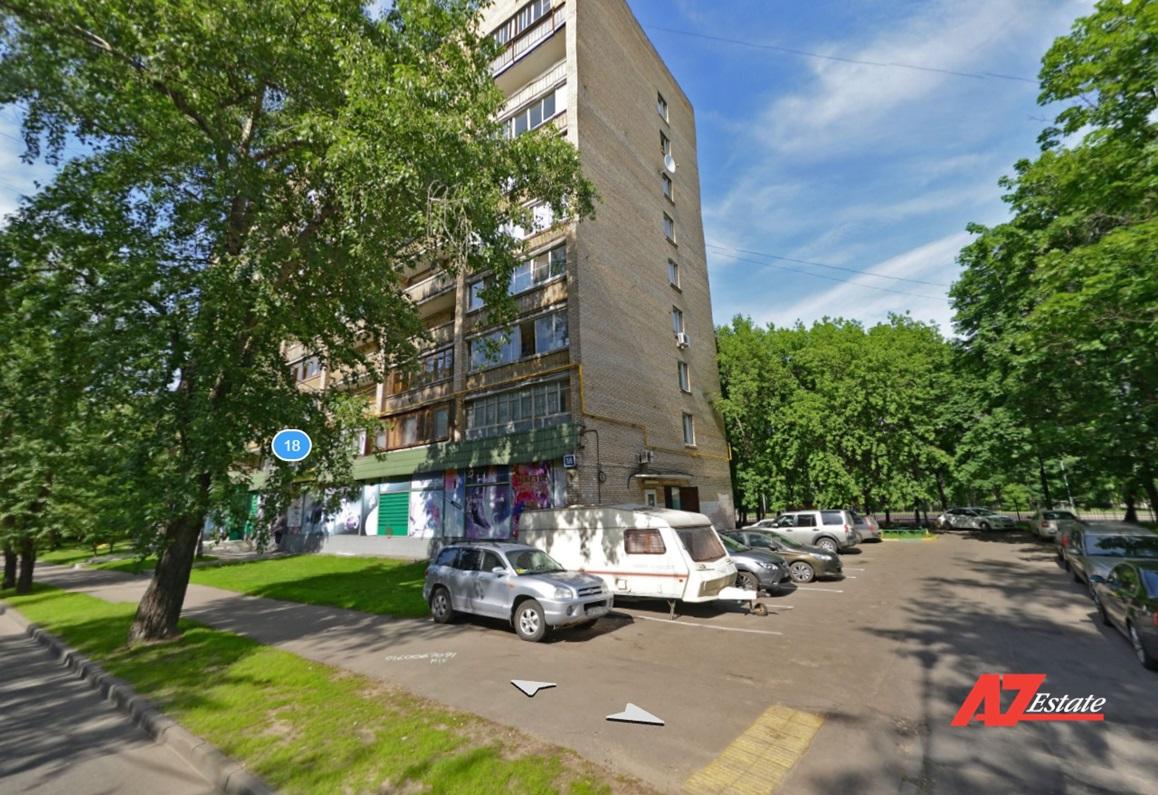 Торговое помещение по адресу Халтуринская ул., д. 18 - фото 2