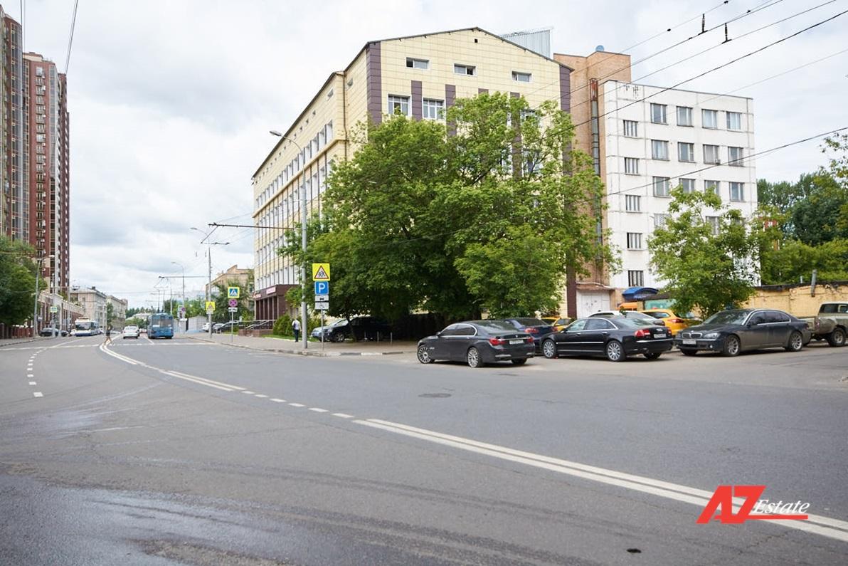 Продажа, офисное здание по адресу г. Москва, ул. 1-я Машиностроения, д.5 - фото 1