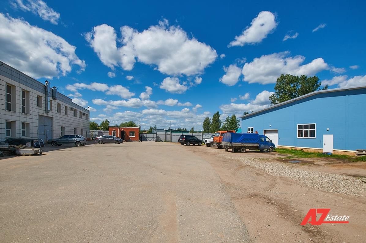 Аренда склада 1452 кв.м МО, г. Звенигород  - фото 5