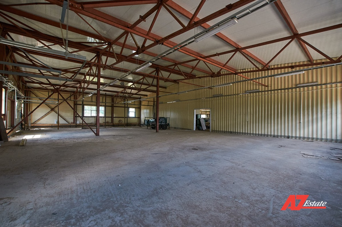 Аренда склада 1452 кв.м МО, г. Звенигород  - фото 4
