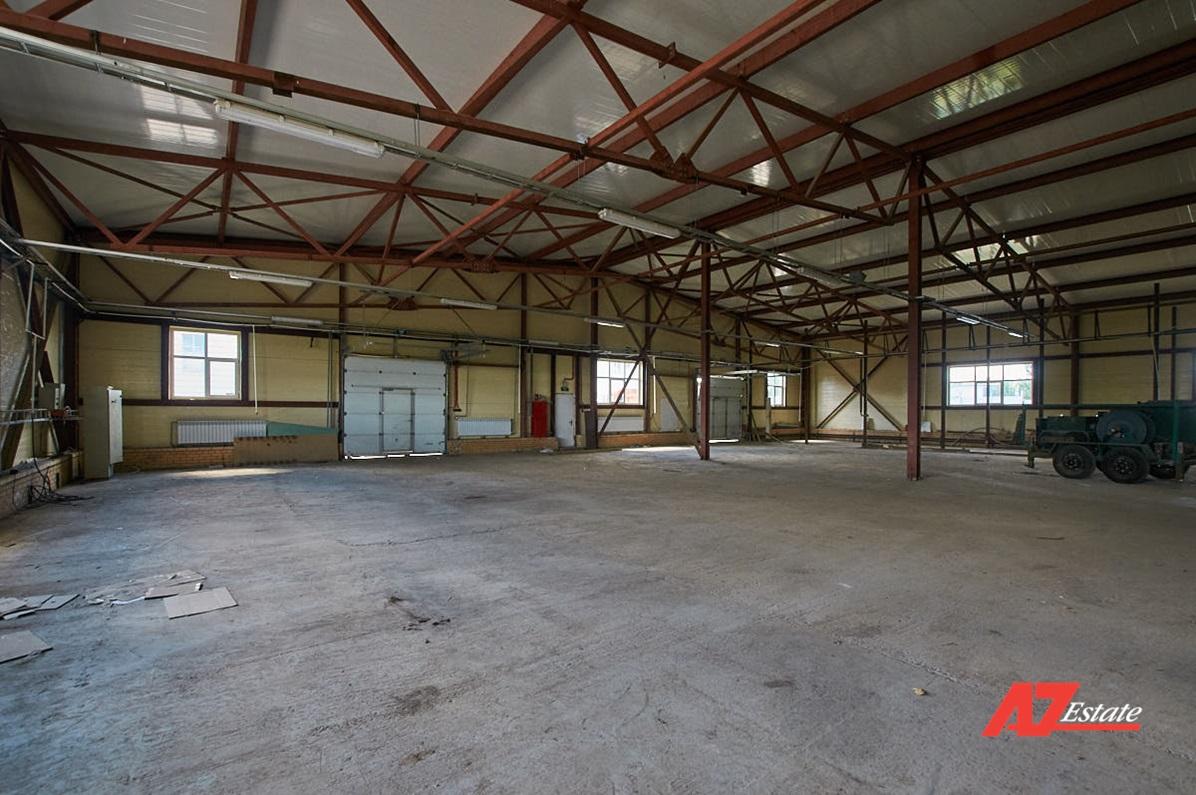 Аренда склада 1452 кв.м МО, г. Звенигород  - фото 2