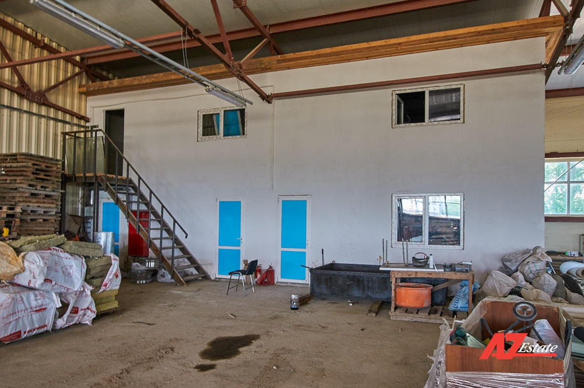 Аренда склада 1452 кв.м МО, г. Звенигород  - фото 8
