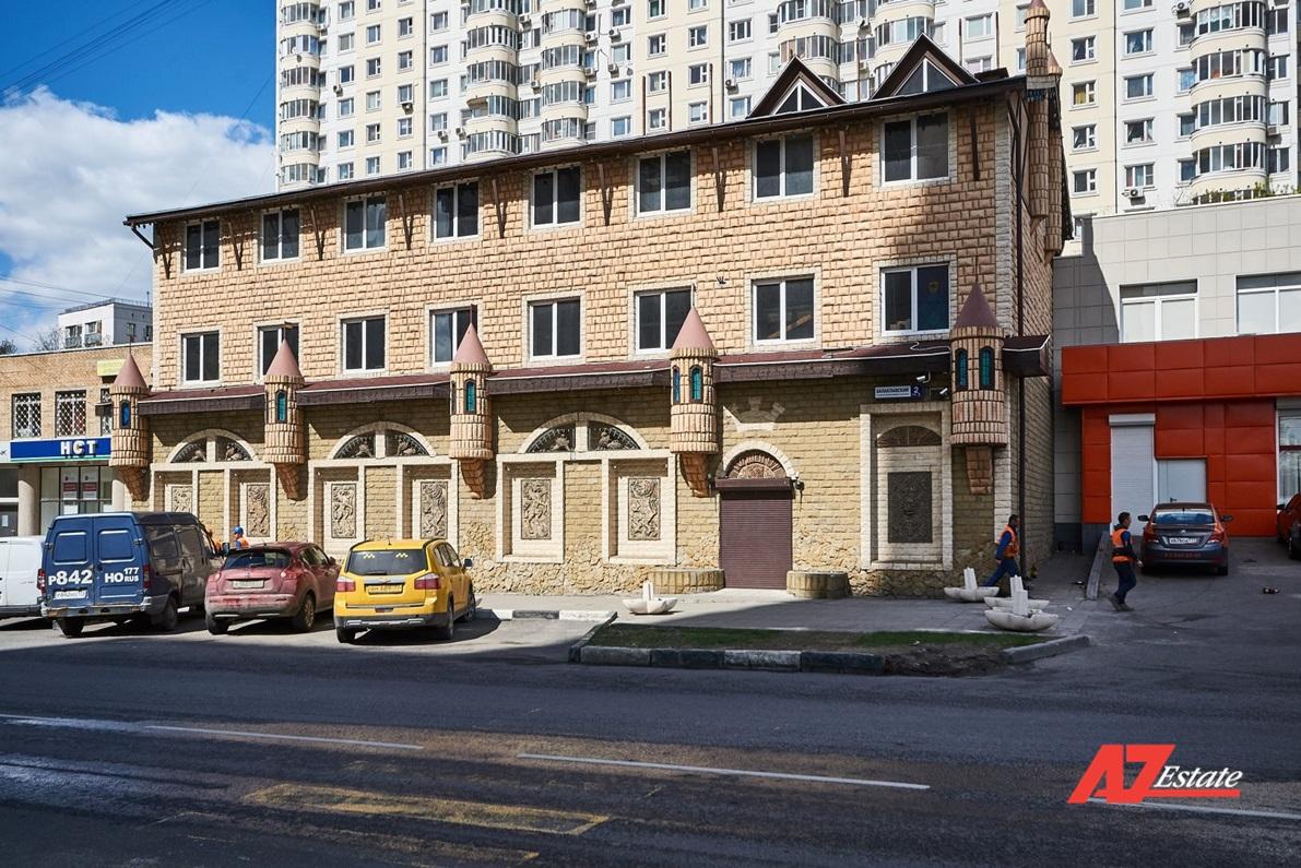 Аренда офиса на 2-м этаже адм. здания  216 кв. м Балаклавский проспект  - фото 1