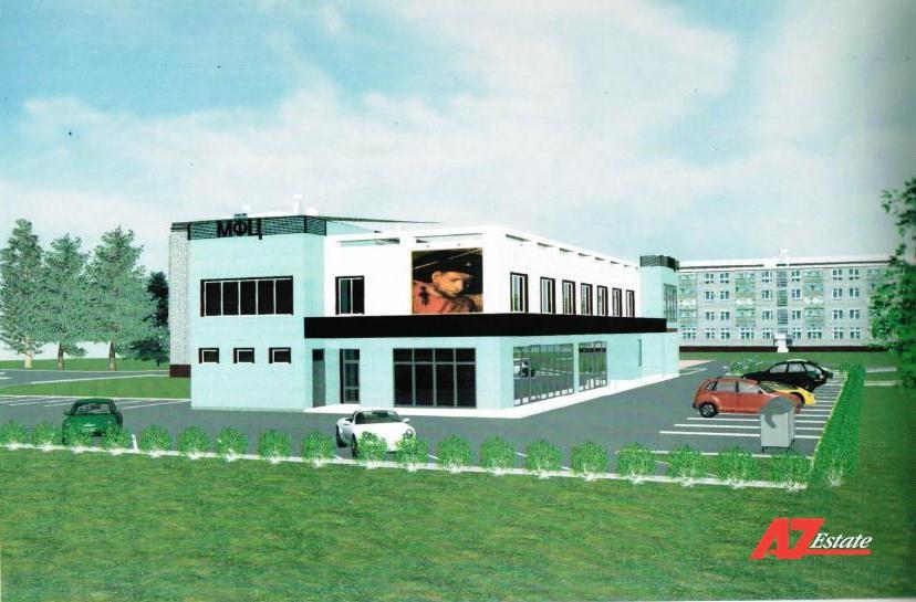 Инвестпроект по адресу: Московская обл., г. Люберцы, Городок А, ул. 3-е Почтовое отделение - фото 1