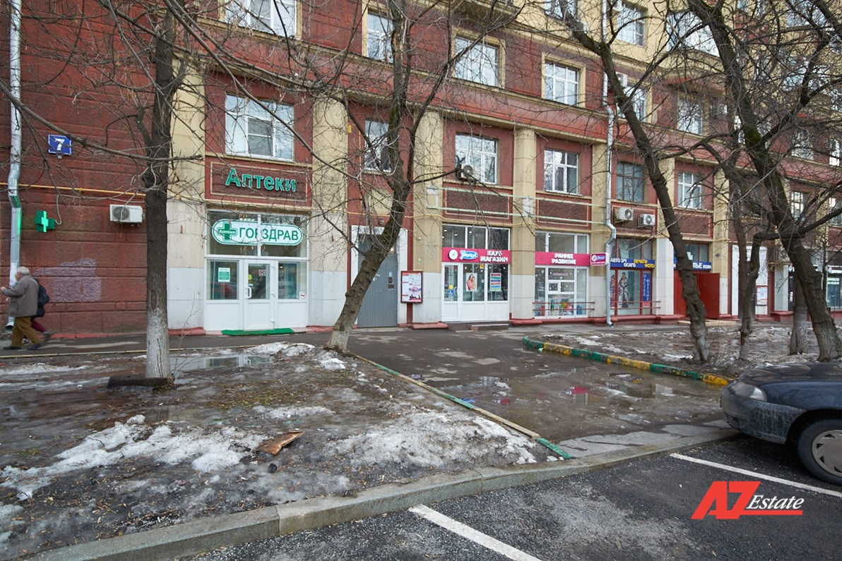 Аренда магазина 68,1 кв.м в ЦАО м. Пролетарская - фото 1
