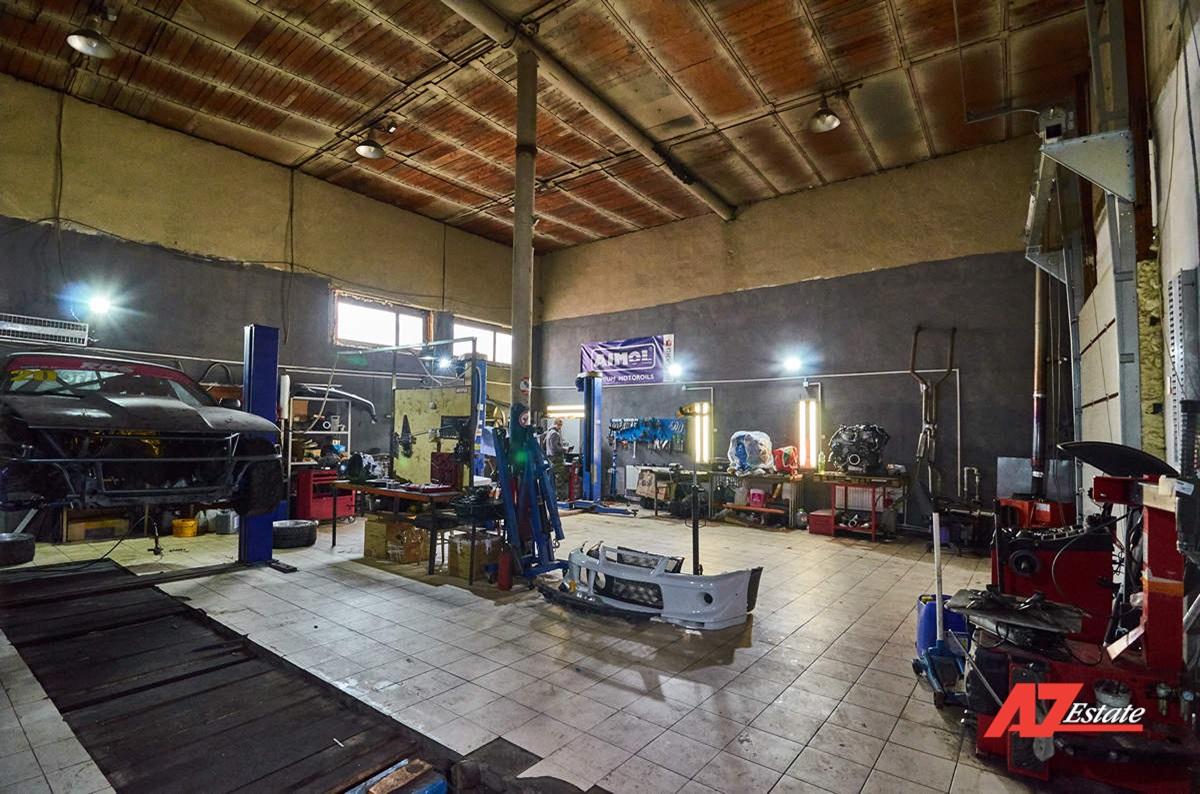 Продажа земельного участка с производством (мойка, сервис), м. Сокол - фото 9
