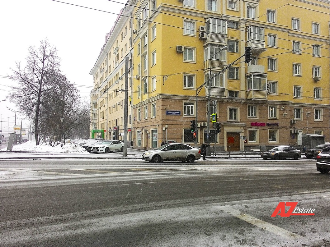 Аренда офисного помещения 125 кв.м м. Сокол - фото 1